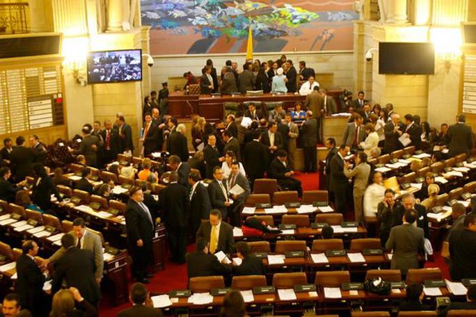 Congreso de la Republica,Senado