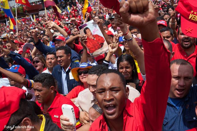 Kienyke Elecciones Venezuela, Venezuela