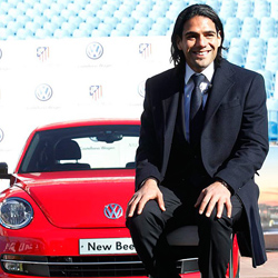 Falcao García, Volkswagen, Kienyke
