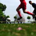 Kienyke Fútbol en el Vaticano