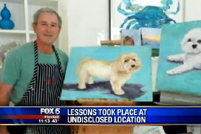 kienyke George Bush