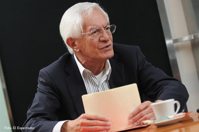 Jaime Castro, Kienyke