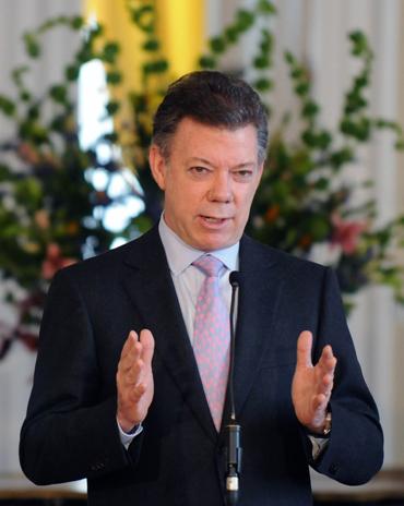 Kienyke Juan Manuel Santos