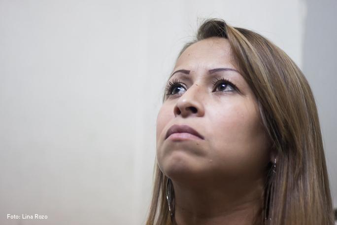Leyla Andrea Arboleda, Kienyke