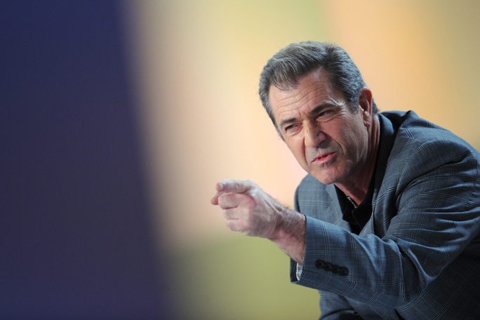 Mel Gibson,Actor Norteamericano,Director de Cine