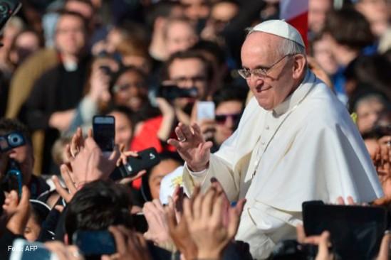 Papa Francisco, Vaticano, Kienyke