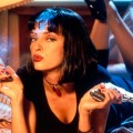 Pulp fiction, Uma Thurman, Kienyke