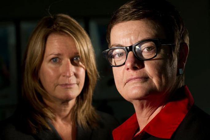 Sandra Stier , Kristin Perry per matrimonio gay en california
