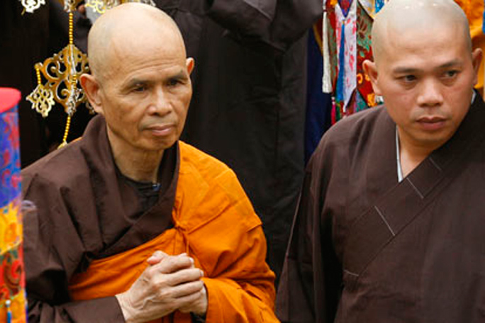 Kienyke, Thich Nhat Han