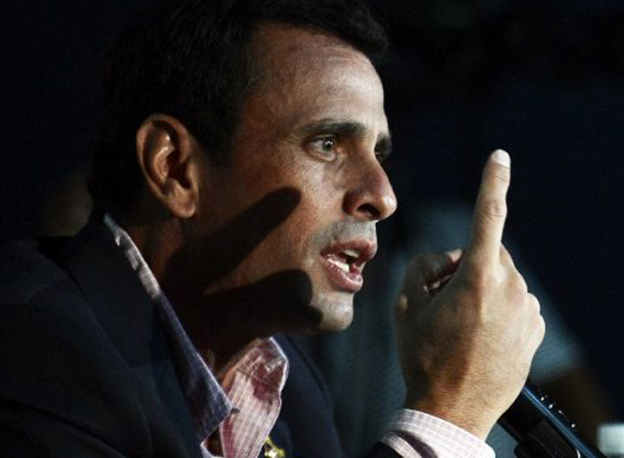 Kienyke Enrique Capriles