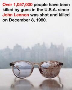 john lennon Gafas contenido