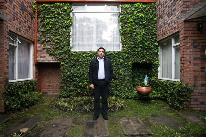 Seminarista Ivan Ramiro Solano