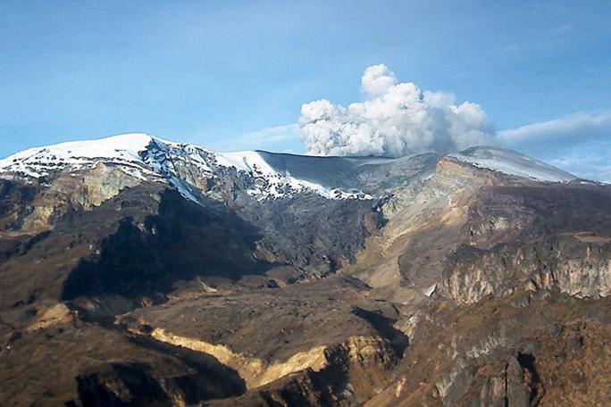 Kienyke nevado del Ruiz