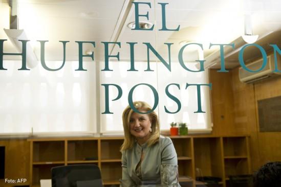 Arianna Huffington, Kienyke