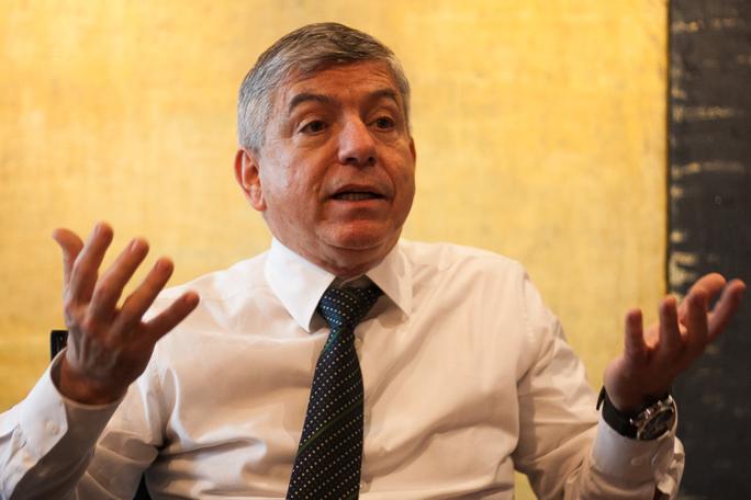 Cesar Gaviria,kienyke