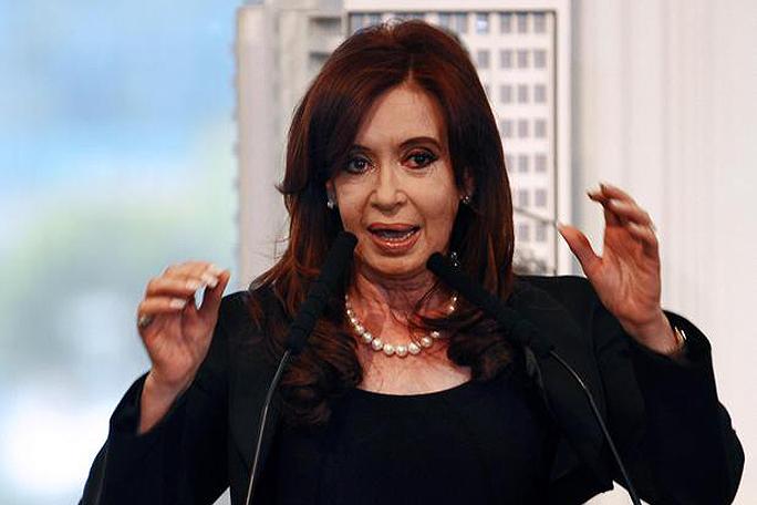 Cristina Kirchner,Argentina,kienyke