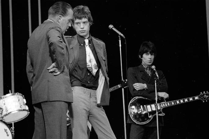 Ed Sullivan, The Rolling Stones, Kienyke