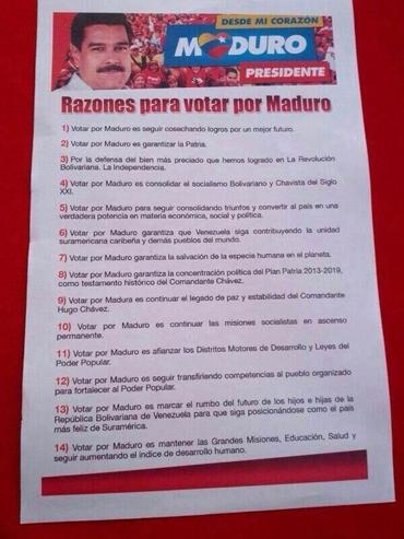 Elecciones en Venezuela, Nicolas Maduro,kienyke