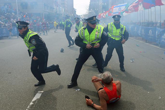 Explosion maraton Boston,kienyke