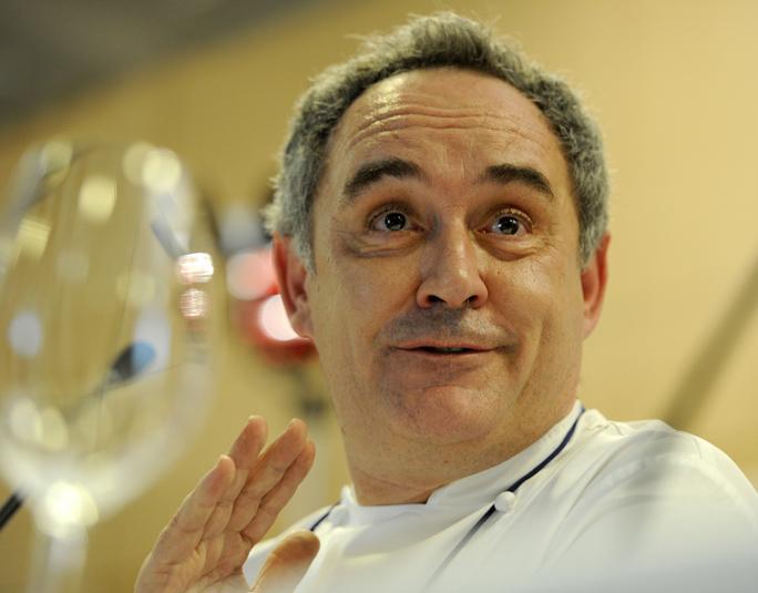 Ferran Adria, Kienyke