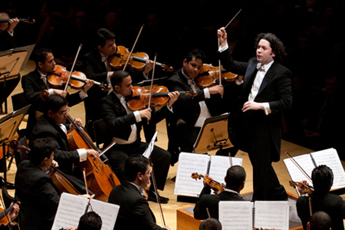 Gustavo Dudamel,kienyke