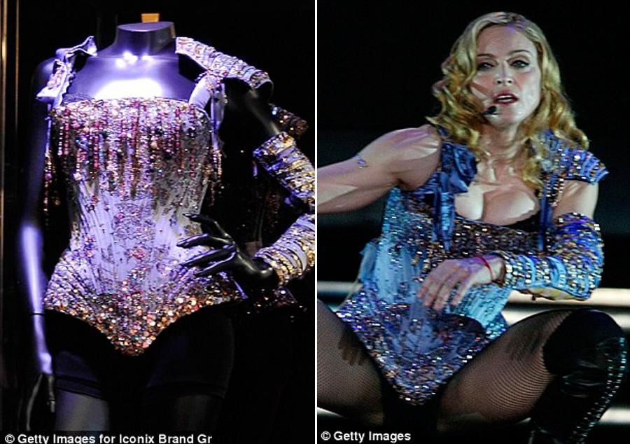 Madonna, Kienyke