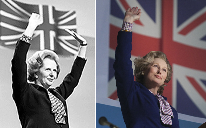 Margaret Thatcher, Meryl Streep, Kienyke