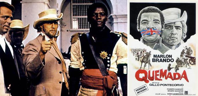 Marlon Brando, La Quemada, Kienyke