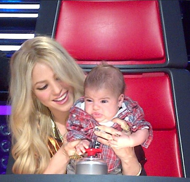 Milan Hijo de Shakira,kienyke