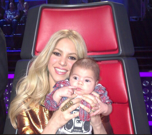 Shakira,Milan,kienyke