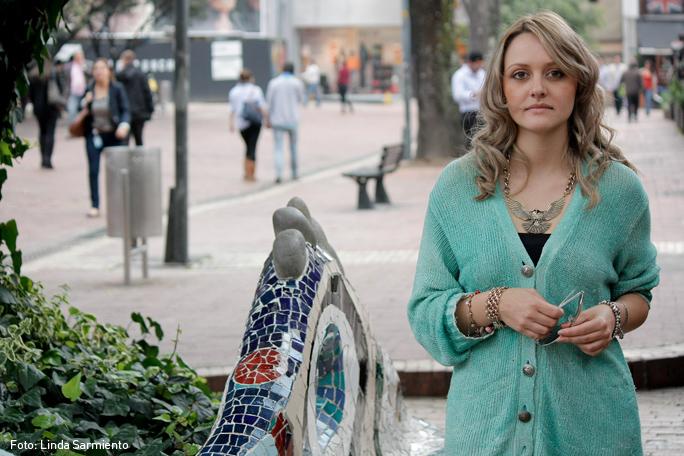 Tatiana Moreno, personal shopper, Bogotá, Colombia, Kienyke