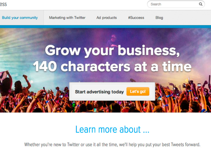 Twitter para empresarios, Kienyke