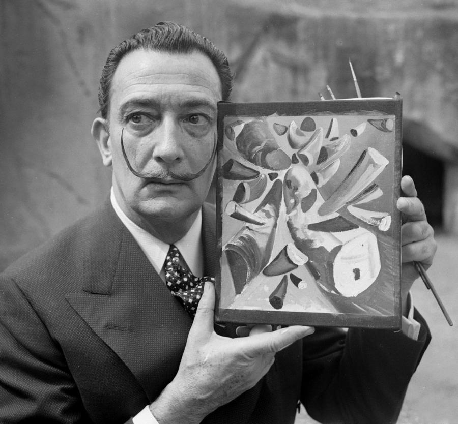 Salvador Dali,kienyke