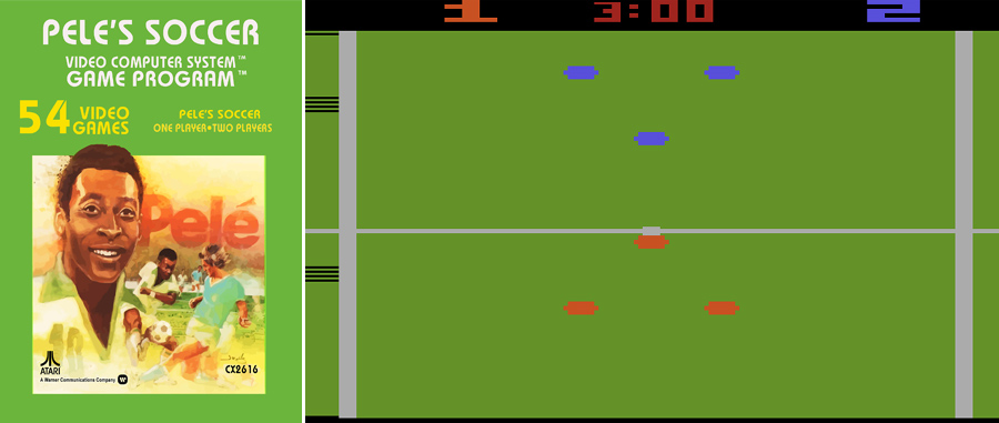 Pele 1980, Kienyke