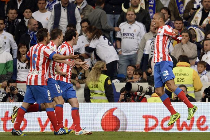 Atletico de Madrid, kienyke
