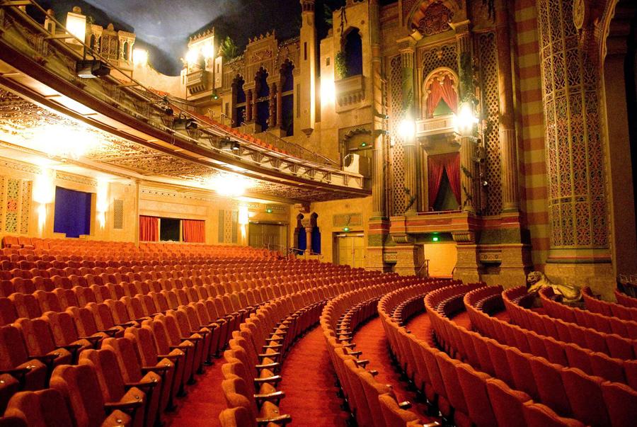 Auckland Civic Theatre, Kienyke