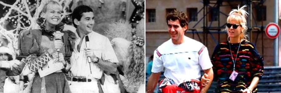 Ayrton Senna y Xuxa, Kienyke