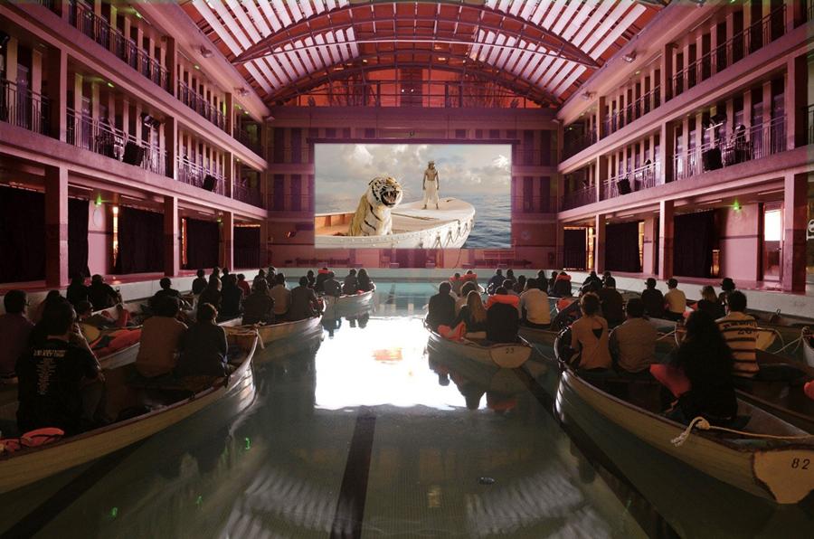 Cine 20th century fox, Kienyke