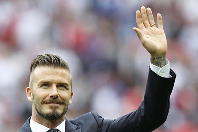 David Beckham, kienyke