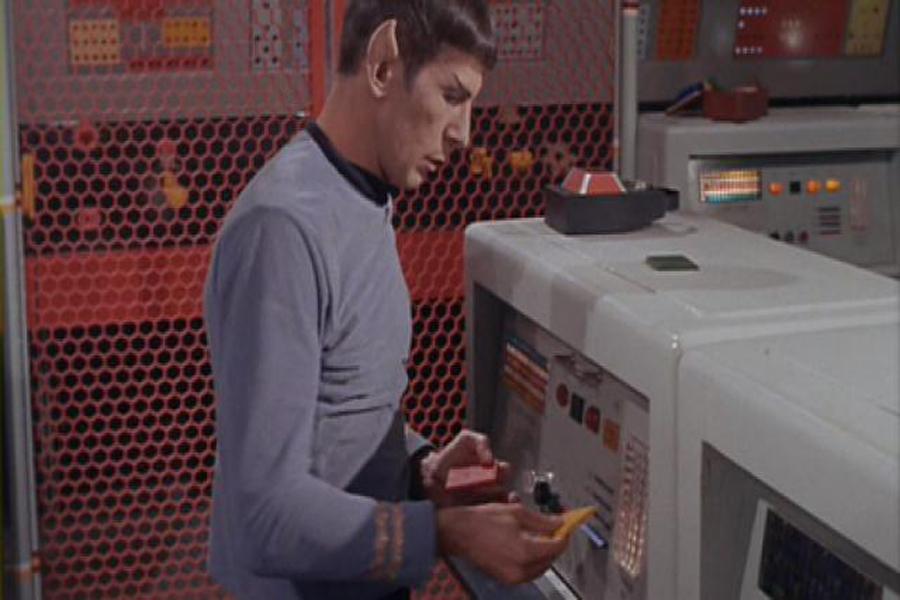 Disquettes Star Trek, Kienyke