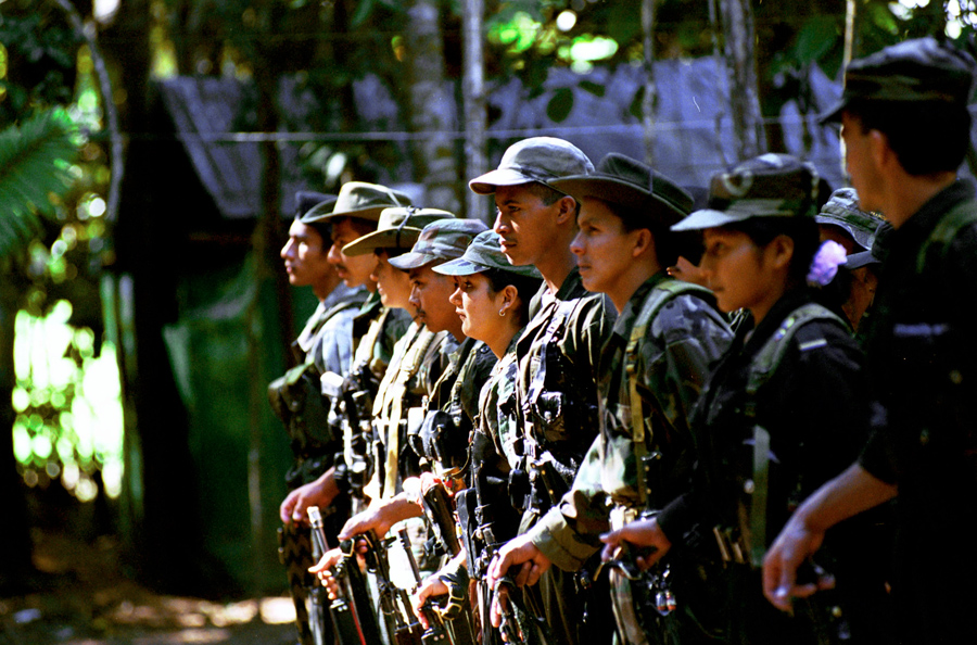 FARC, Kienyke