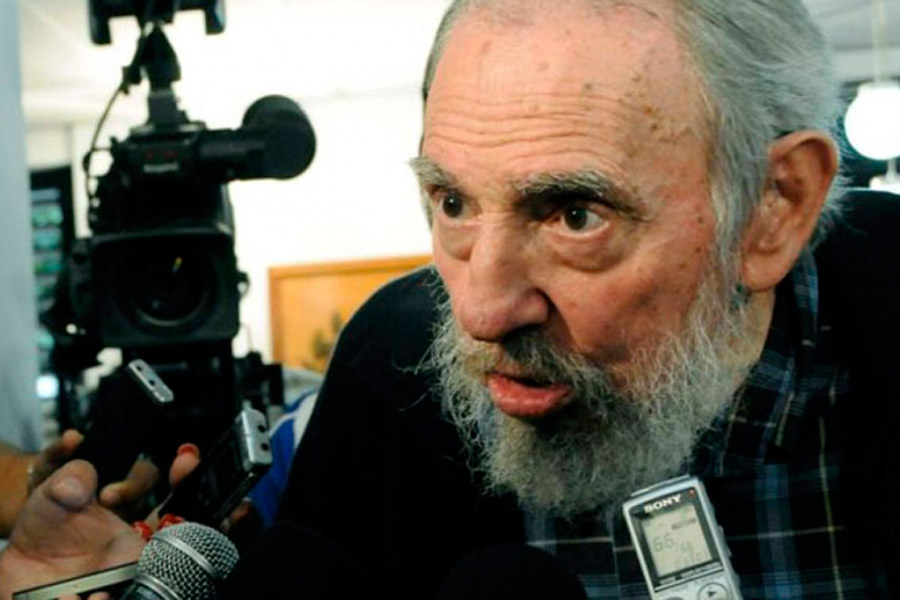 Fidel Castro, Kienyke
