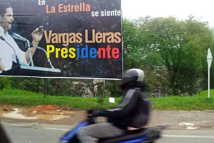 German Vargas Lleras presidente,