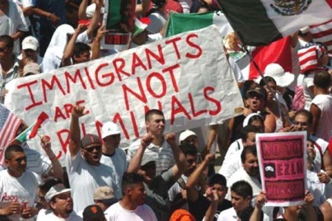 Inmigrantes Estados Unidos, kienyke