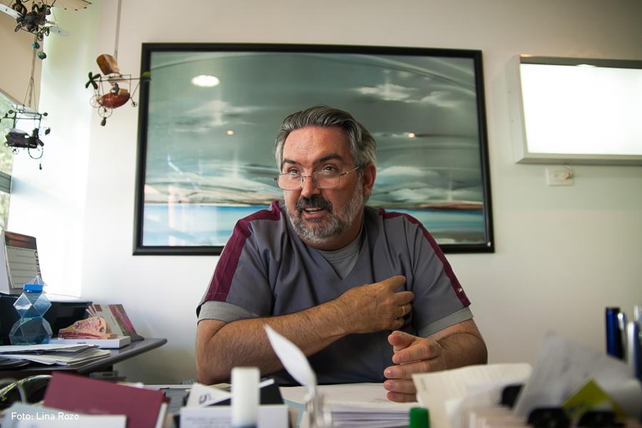 Jairo Vega, Kienyke