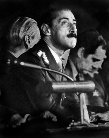 Jorge Rafael Videla, kienyke