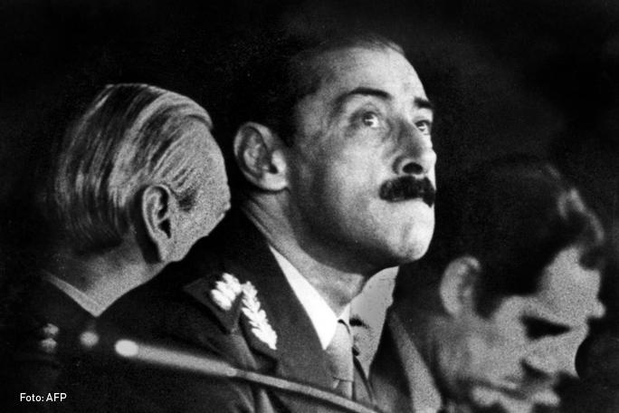 Jorge Videla, Kienyke