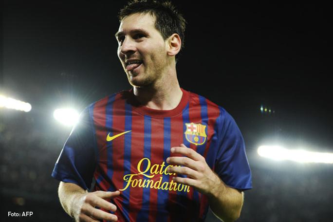 Lionel Messi, Kienyke