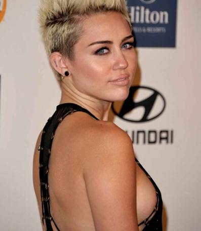 Miley Cyrus,kienyke