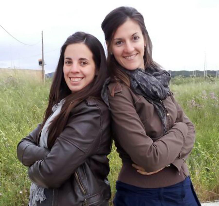 Noelia y Silvia, Kienyke